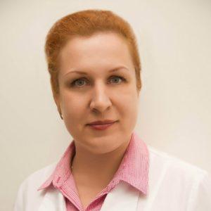 Лазарева Елена Валерьевна
